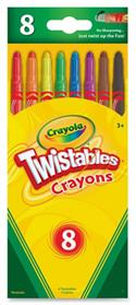 8 ct. Twistable Crayons