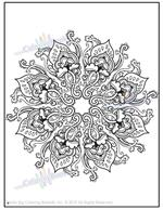 Anthology of Coloring - Mandalas