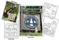 Balsam Mountain Preserve Coloring Book