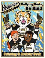 Bismarck Bobcats Hockey Team Coloring Book