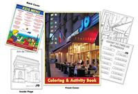Brasserie Jo - Colonnade Hotel Coloring & Activity Book