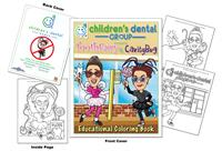 Childrens Dental Group Coloring Book