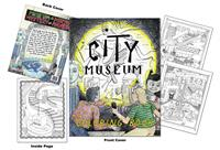 City Museum Coloring Book