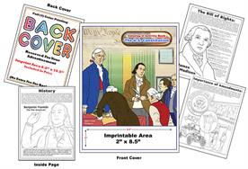 Constitution - Imprintable Coloring Book