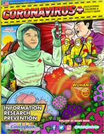 Coronavirus Educational Coloring Book