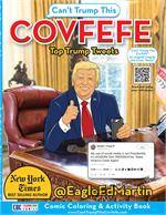 Covfefe - Can't Trump This - Comic Coloring & Activity Book