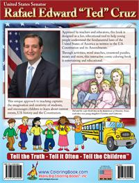 Cruz to the Future™ - back cover
