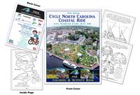 Cycle North Carolina Coastal Ride Coloring Book