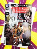 Justice League of America, #23 Cover A (Deadly Fable) (D.C. Universe)