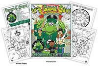 Dallas Stars Coloring Book - It's Game Day! with Victor E. Green