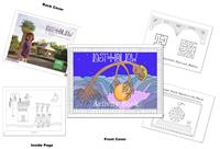 Lost Hollow - Daniel Stowe Botanical Garden Coloring & Activity Book