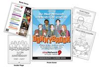 Donnybrook Commemorative Coloring Book