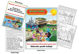 Energy Basics Imprintable Coloring Books