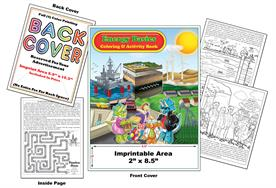 Energy Basics - Imprintable Coloring & Activity Book