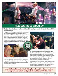 LOMM - Flogging Molly