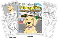 Fairmont Washington DC - Georgie's Coloring and Activity Book