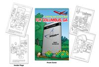 Fly Columbus, GA Coloring & Activity Book