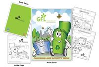 GFL - Green for Life Environmental Coloring Book