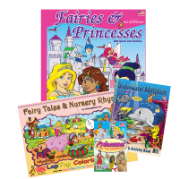 Girls Fun 2 Pre-Packaged Set of 4