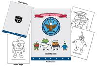 Coloring Books | Hardie's Fresh Market - Honor Our Young Heroes