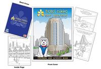 Hotel Nikko San Francisco Coloring Book