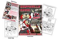 Huntsville Havoc Hockey Team Coloring & Activity Book