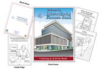International Finance Bank Coloring Book