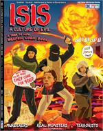 ISIS Coloring Comic Book