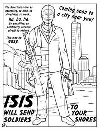 ISIS - A Culture of Evil - Soldiers to your shores