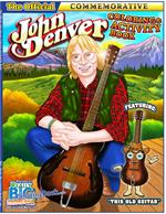 John Denver Coloring and Activity Book