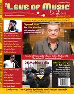 Love of Music St. Louis Magazine