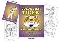 LSU Medical Alumni - Color That Tiger
