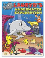 Coloring Books Underwater Adventures