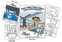 The Logan Hotel Coloring Book