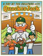 Long Island Ducks Baseball Team Coloring and Activity Book