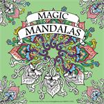 Magic Mandalas Adult Coloring Book
