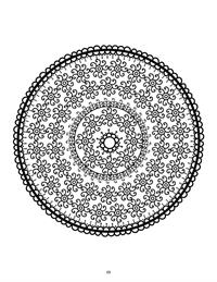 Mandalas coloring book 3