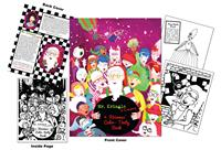 Mr. Kringle & Company A Krismas Color - Tivity Book