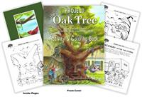 Project: The Oak Tree Activity and Coloring Book