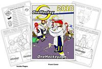 OneHockey Coloring Book