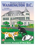Pickles Tour of Washington, D.C. Activity, Coloring & Tour Book