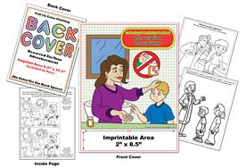 Prescription Drug Safety - Imprintable Coloring & Activity Book