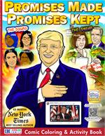 Promises Made Promises Kept Coloring and Activity Book with Song