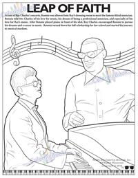 Ronnie Milsap Coloring Book - Leap of Faith