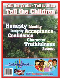 Rachel Dolezal Adult Coloring Book back cover