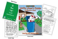 Coloring Books | ReverseLitter.com - Lucky Litter's Guide to Reverse Litter