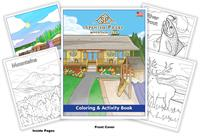 Spanish Peaks Mountain Club Coloring Book