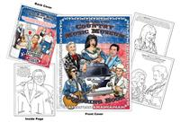 The Official Heart of Texas Country Music Museum Coloring Book