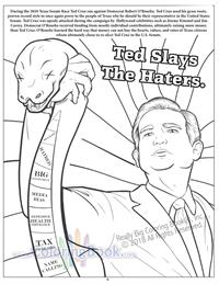 Ted Slays the Haters