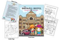 The Driskill Coloring and Activity Book